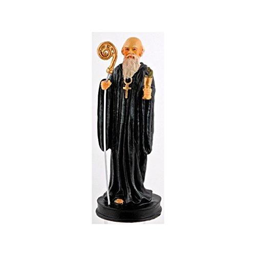 Saints and Blesseds Saint Benedict of Nursia 3D Figure