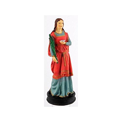 Saints and Blesseds Saint Lucy 3D Figure Statue