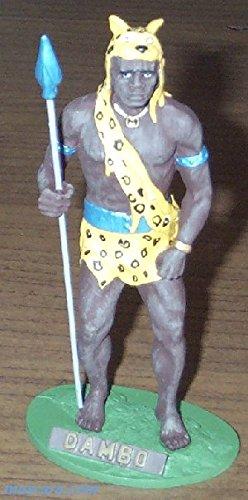 Tex DAMBO 3D Figure Resin Statue  Magazine Hachette
