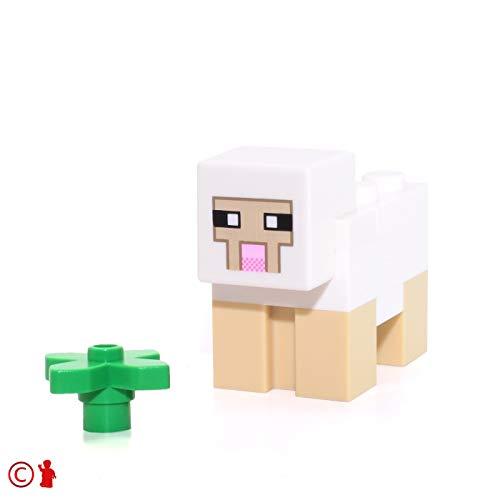 LEGO Minecraft Minifigure Sheep