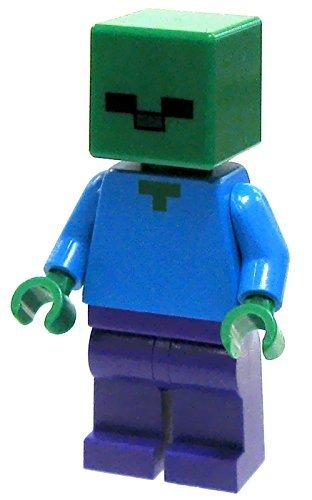LEGO Minecraft Minifigure Zombie