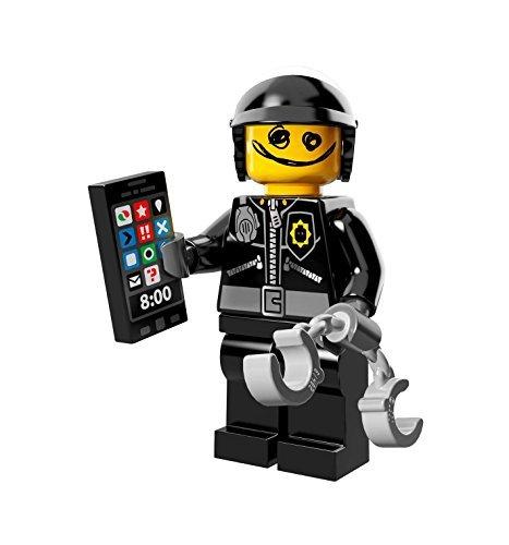 Lego Movie Minifigures Scribble-face Bad Cop