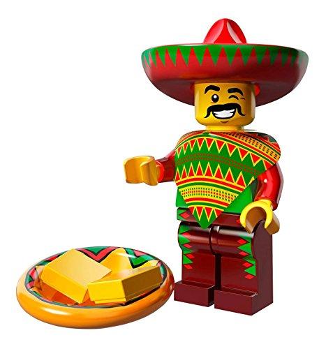 Lego Movie Minifigures Taco Tuesday Guy