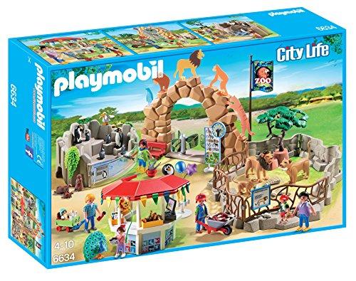 PLAYMOBIL City Zoo Kit Large