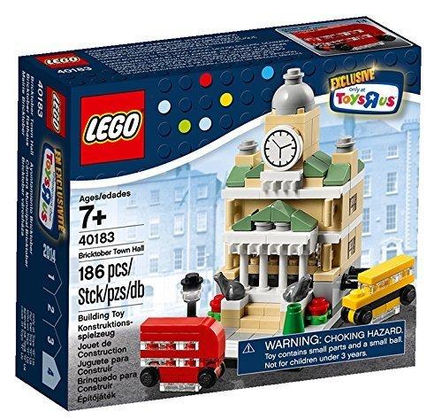 LEGO Exclusive Set 40183 Bricktober Town Hall