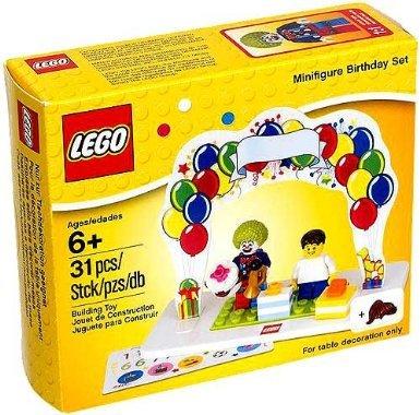LEGO Set Minifigure Birthday Set 850791