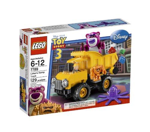LEGO Toy Story Lotsos Dump Truck 7789