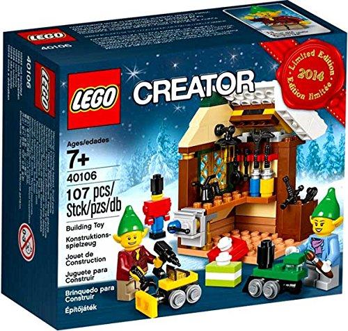LEGO Toy Workshop 40106