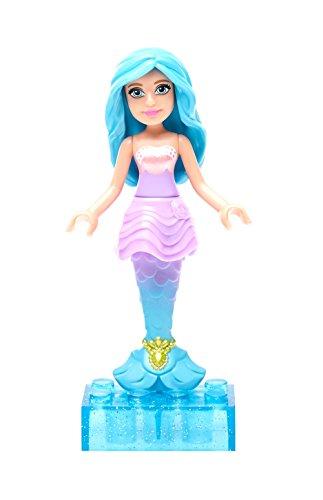 Mega Construx Barbie Sweetville Candy Mermaid Mini Figure Playset