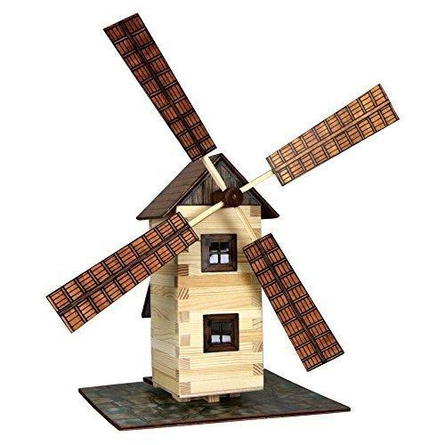Walachia Woodwork Kit Windmill Toy