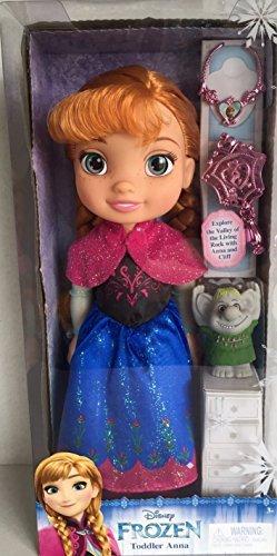 DISNEY Princess Toddler Doll Ana parallel import goods