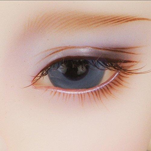 Dollmore Eye 14mm Solid Glass Doll Eyes - PW39W