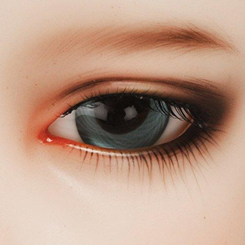 Dollmore Eye 26mm Solid Glass Doll Eyes - PW51W