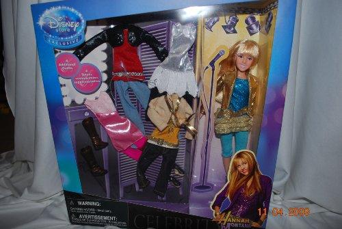 Hannah Montana Deluxe Doll and Wardrobe Set