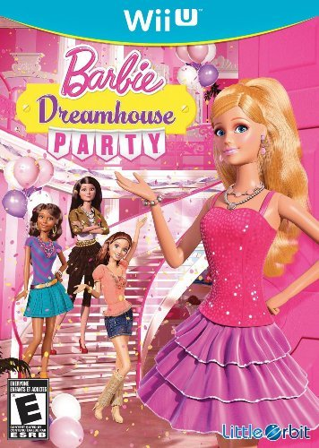 Barbie Dreamhouse Party - Nintendo Wii U parallel import goods