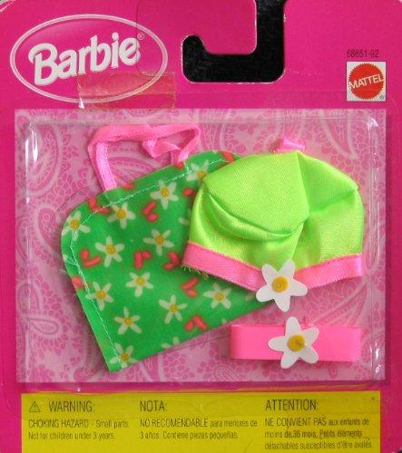 Barbie 3 Accessories Fashion Pack 1998 Arcotoys Mattel