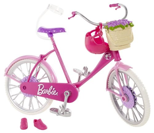 Barbie Lets Go Bike Accessory Pack
