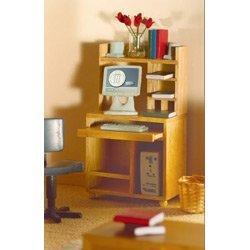 PC dollhouse desk 5105