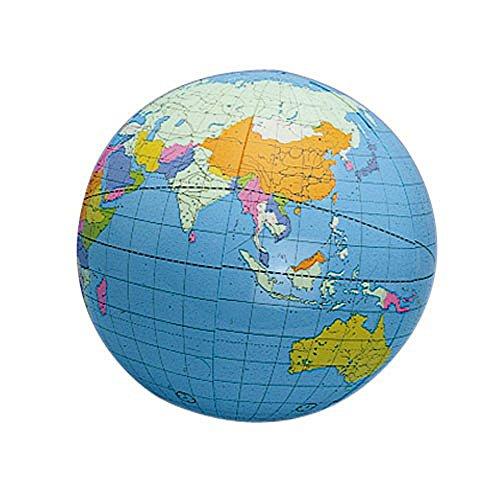 Inflatable 11 World Globe Beach Ball