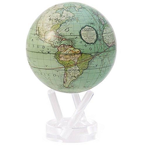 45 Green Cassini Terrestrial MOVA Globe