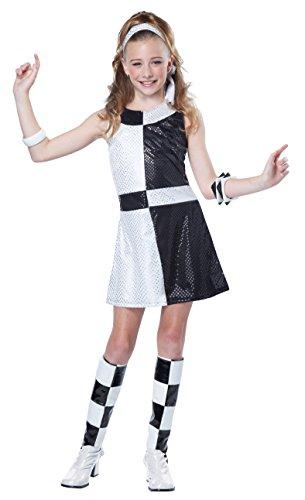California Costumes 60s Mod Chic Tween Costume Large