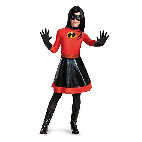 Disguise 86244J Violet Tween Costume X-Large 14-16