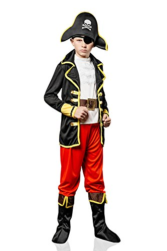 sc 1 st  Just Best Toys & 16 Great Boys Pirate Costumes