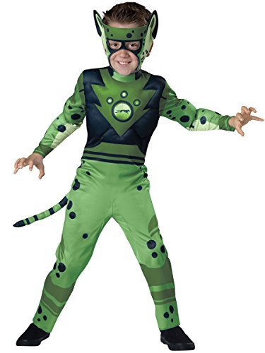 InCharacter Costumes Cheetah - Green Costume One Color Small by InCharacter