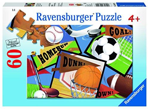 Ravensburger Sports Sports Sports Jigsaw Puzzle 60 Piece