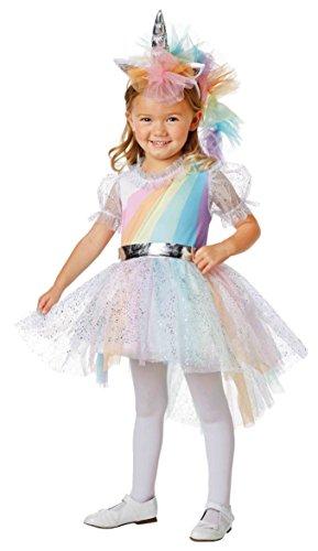 Seasons Pastel Rainbow Unicorn Pretend Play Costume