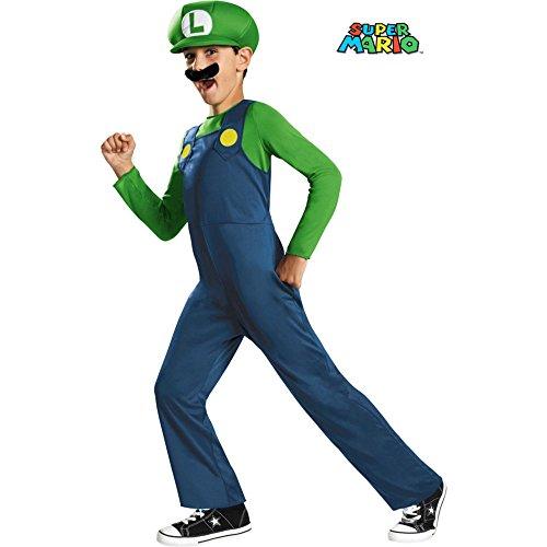 Luigi Costume - Small