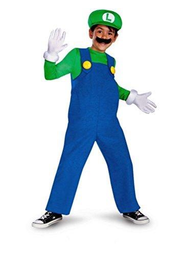 Mario and Luigi Costume - Medium by Disguise