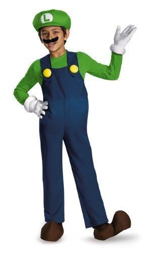 Prestige Mario and Luigi Costume - Small
