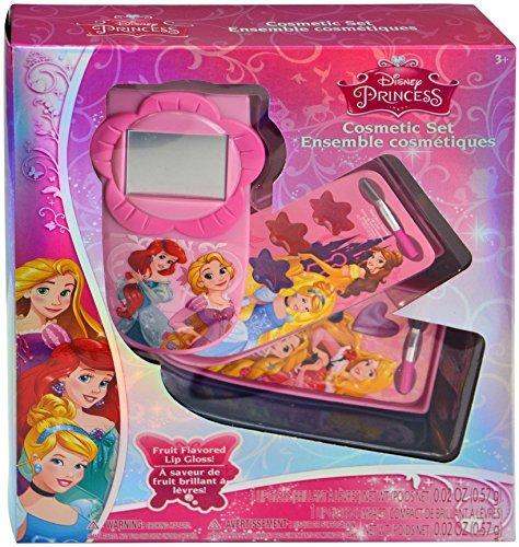 Disney Princess Makeup Kit Gift Set in Slide Out Case by Disney