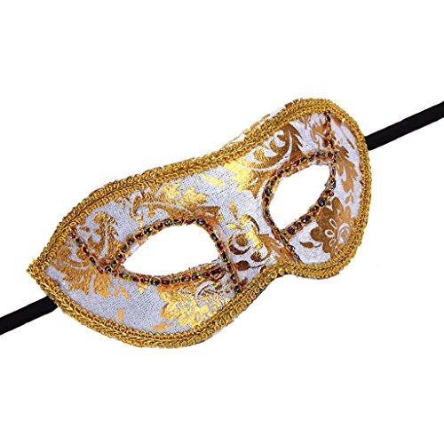 Luweki Venetian Masquerade Halloween Mask WH