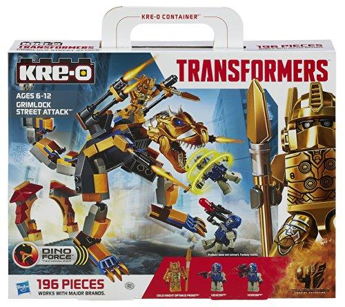 KRE-O Transformer Grimlock Street Attack 196 PCS