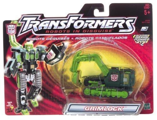 Transformers Grimlock Combiners 2001 MOC