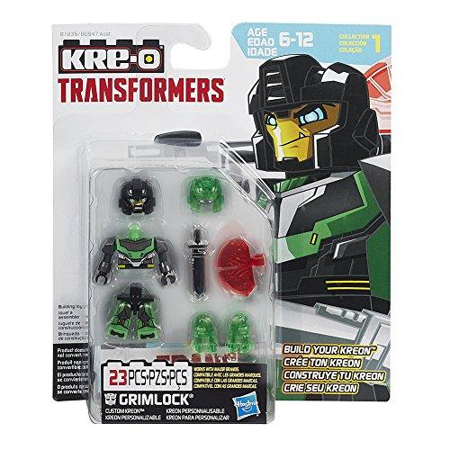 Transformers Kre-O Custom Kreon Mini Figure Grimlock