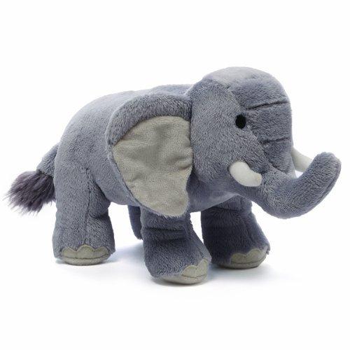 Gund Elton Elephant Stuffed Animal by GUND