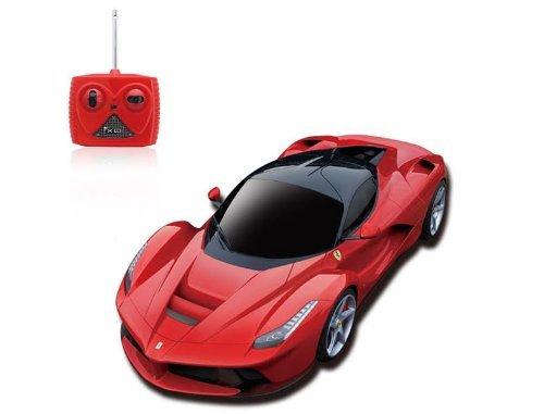 118 Scale RC 2013 Ferrari LaFerrari Radio Remote Control Sport Racing Car RC Model  Toys Games for Kids Child