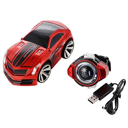 Emorefun Qin Smart Watch Voice Remote Control Car for Boys Toy