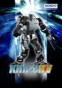 KHR-3HV ver2 Humanoid Robot