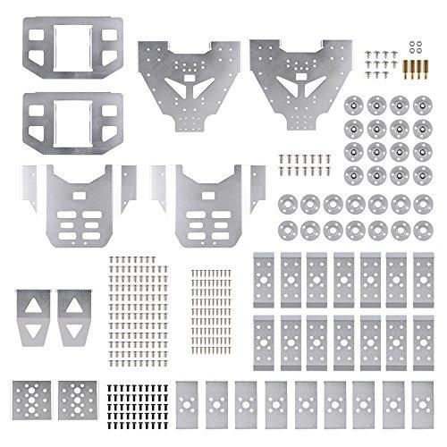 SainSmart 17DOF Biped Robotics Humanoid Robot Frame Kits