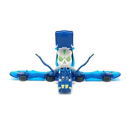 OCTA Blue-Turning Mecard Transforming Robot Car Toy