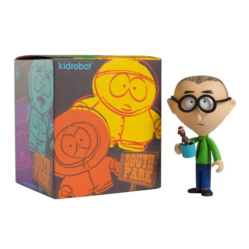 Kidrobot South Park Collectible Mini Figure Styles Will Vary