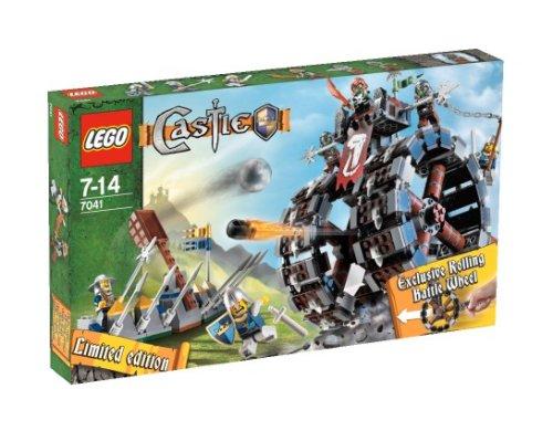 Lego Castle 7041 Troll Battle Wheel