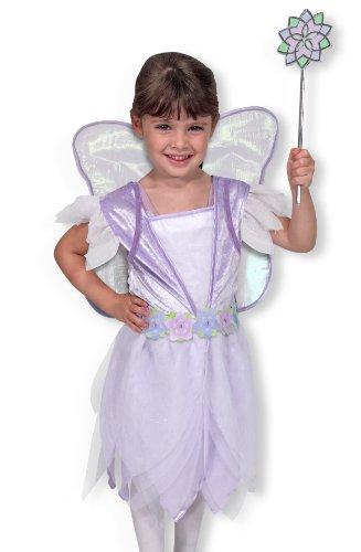 Melissa Doug Fairy Role Play Costume Set