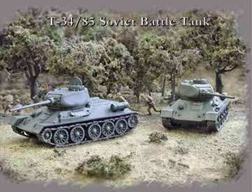 172 T-3485 Soviet Battle Tanks 2