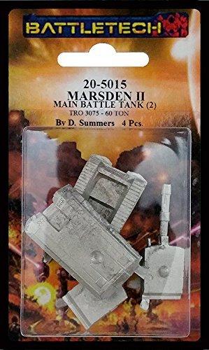 BATTLETECH 20-5015 Marsden II Main Battle Tank 2 by BATTLETECH