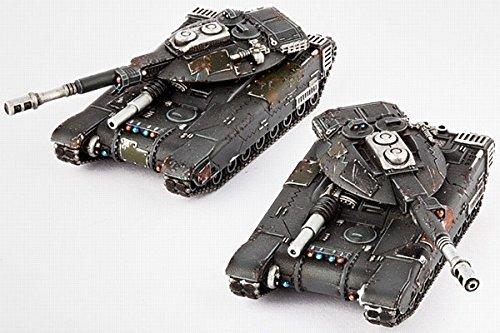 DZC25013 Resistance M9 Hannibal Battle Tank 2 by Hawk Wargames